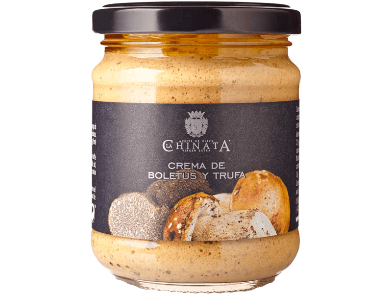 Boletus and Truffle Cream (Ult.Unidades)