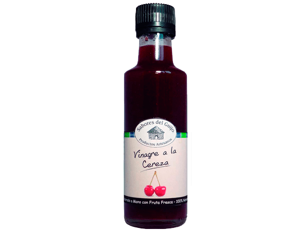 Vinagre de Cereza 100ml 100% Natural