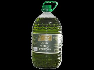 Aceite Oliva Virgen Extra El Tejar 5l Color Verde